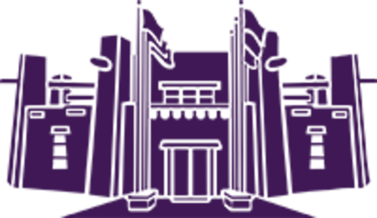 24th Navajo Nation Council - Office of the Speaker purple logo