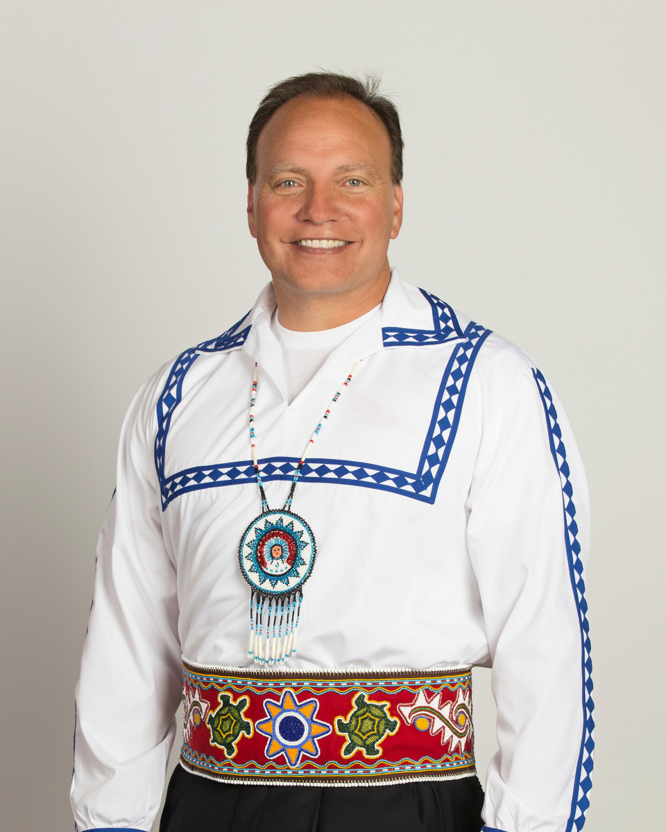 Chief Gary Batton is the 47th Chief of the Choctaw Nation of Oklahoma, the third largest Indian tribe in the United States. (Choctaw Nation photo)