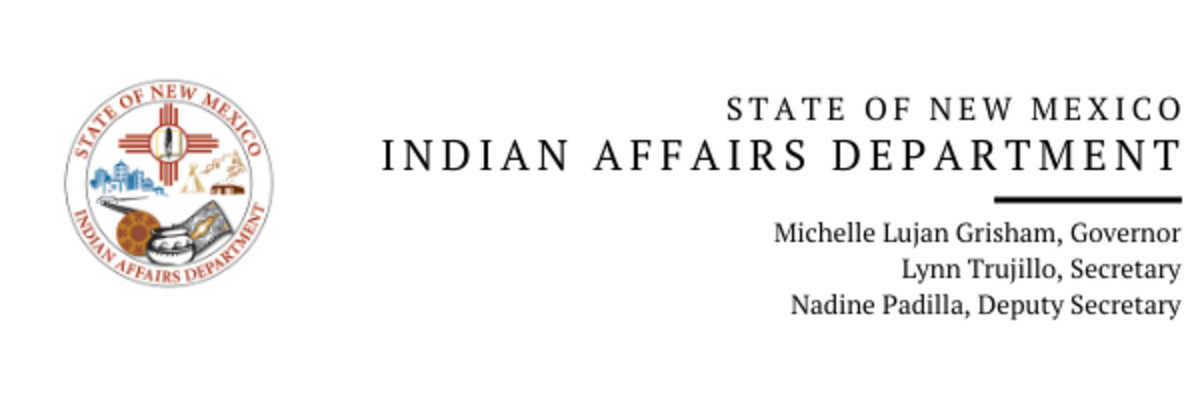 State of New Mexico Indian Affairs Department