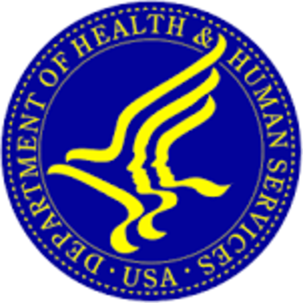 Department of Health and Human Services, HHS - logo