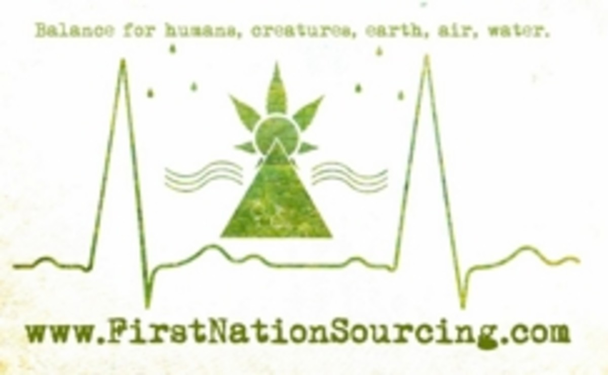 First Nation Sourcing - logo