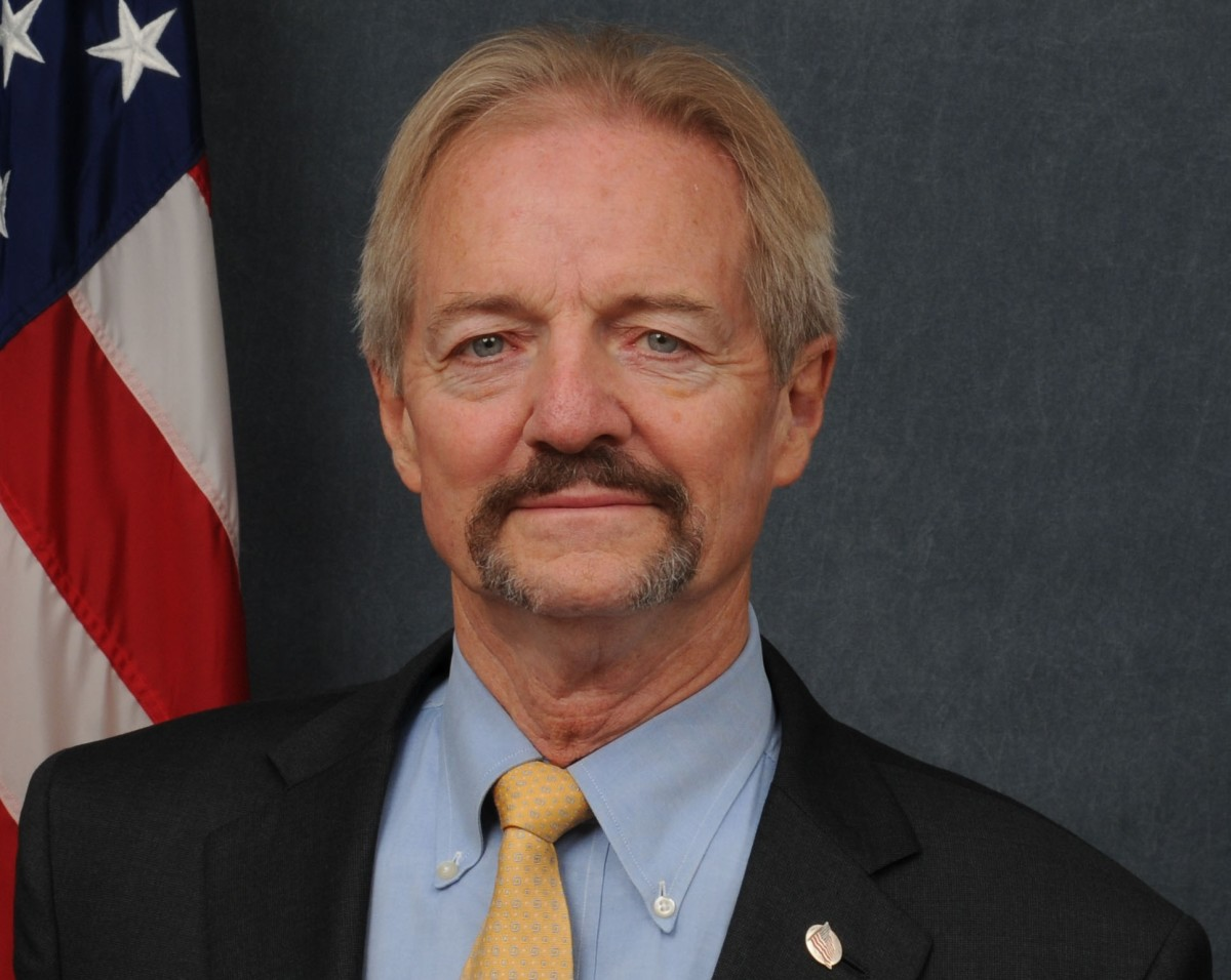 Pictured: Acting Director of the Bureau of Land Management William Perry Pendley.