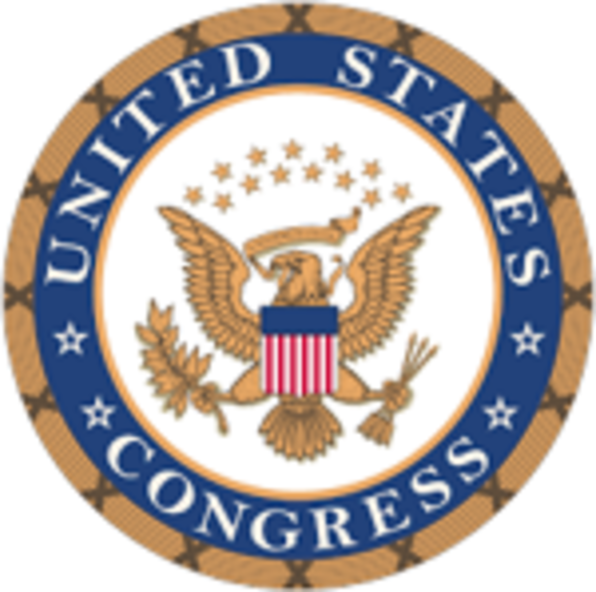 United States Congress- seal small