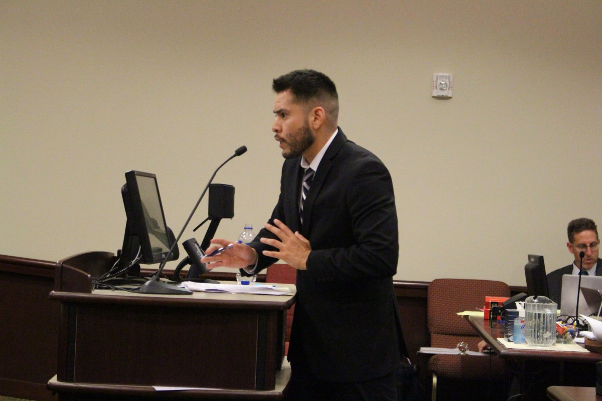 Preston Sanchez is the only Native attorney working on the Yazzie/ Martinez v. State of New Mexico lawsuit, a watershed case affecting New Mexico children. He is from Jemez and Laguna Pueblos and Diné. (Photo courtesy of Preston Sanchez)
