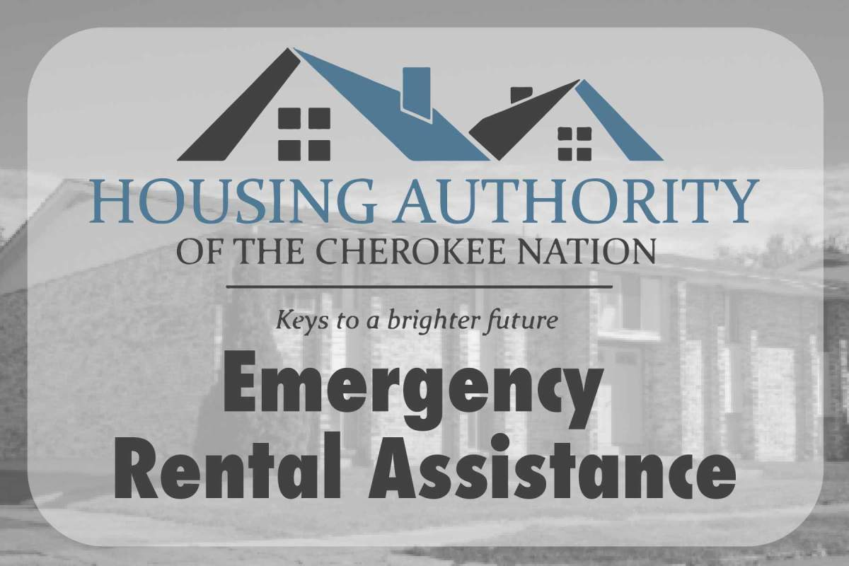 The Housing Authority of the Cherokee Nation is providing emergency rental assistance in Oklahoma and parts of Arkansas and Kansas in response to the COVID-19 pandemic.