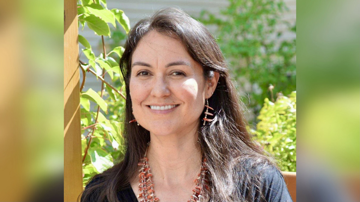 Shelly Lowe, executive director of Harvard University's Native American program, is Joe Biden's nominee to serve as chairperson of the National Endowment for the Humanities. (Photo courtesy of National Endowment for the Humanities)