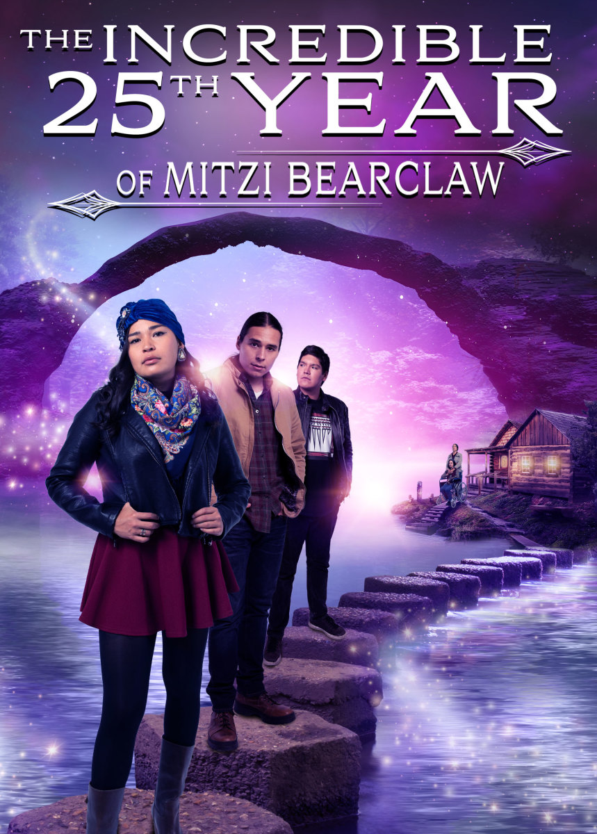 'The Incredible 25th Year of MitziBearclaw' poster
