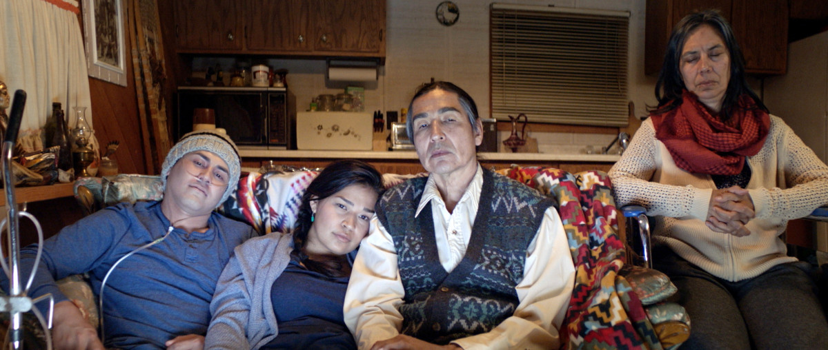 """A scene from Indican Pictures' newest film, """"The Incredible 25th Year of Mitzi Bearclaw"""""""