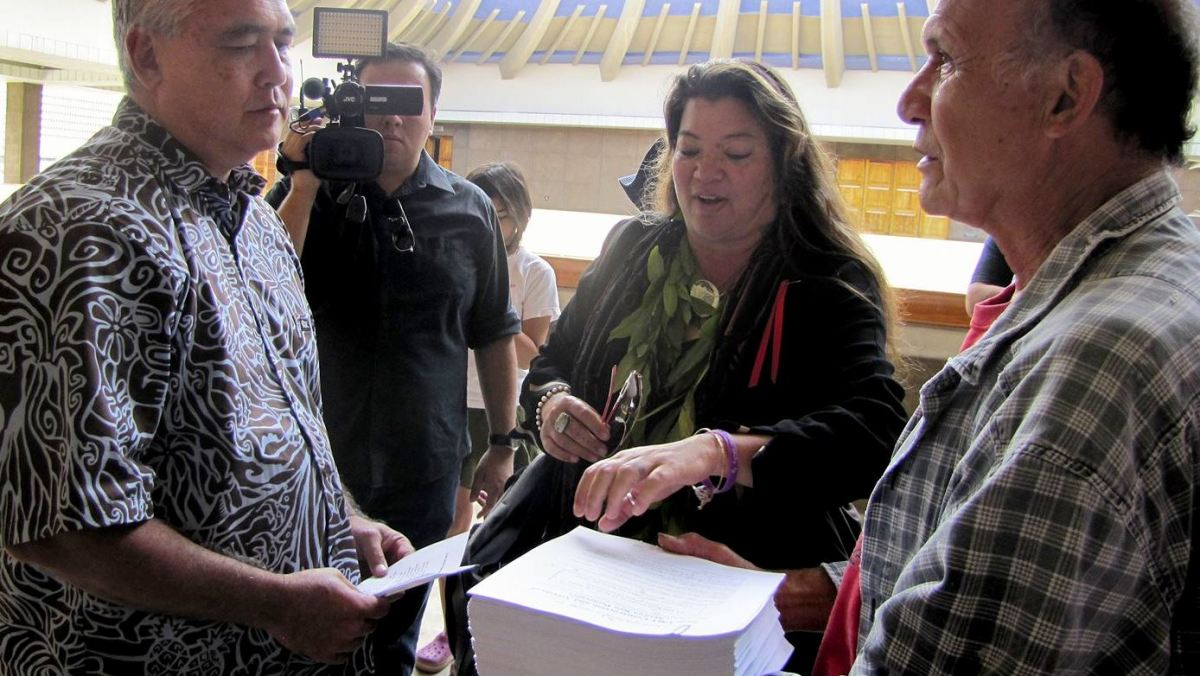 Native Hawaiians to Deb Haaland: 'We're not Native Americans' - Indian Country Today
