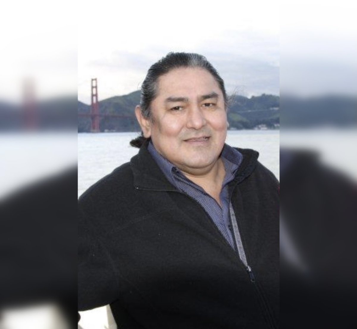 Robert Begay, 63, died from COVID-19. (Photo Courtesy of Faith Begay-Dominique)