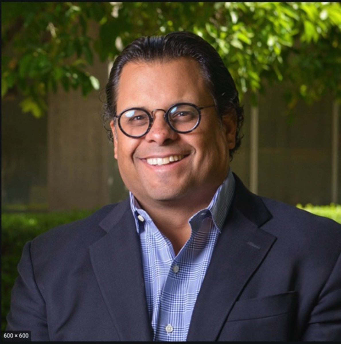 Bryan Brayboy, Lumbee, President's Professor (designation for outstanding service to students), and vice president for social advancement, Arizona State University. (Photo courtesy of Arizona State University).
