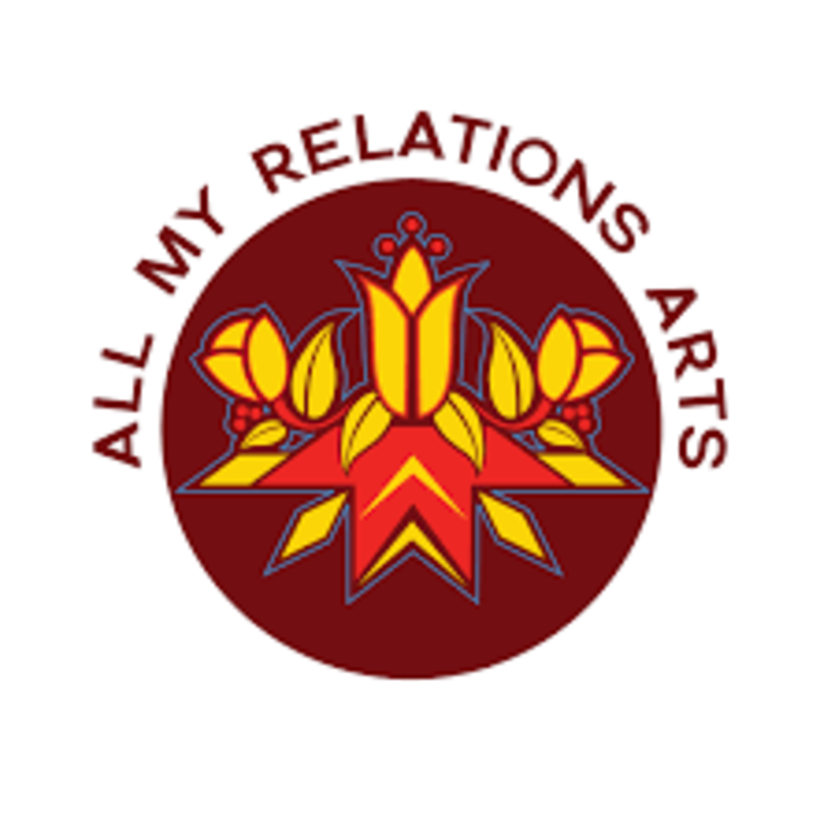 All My Relations Arts - logo