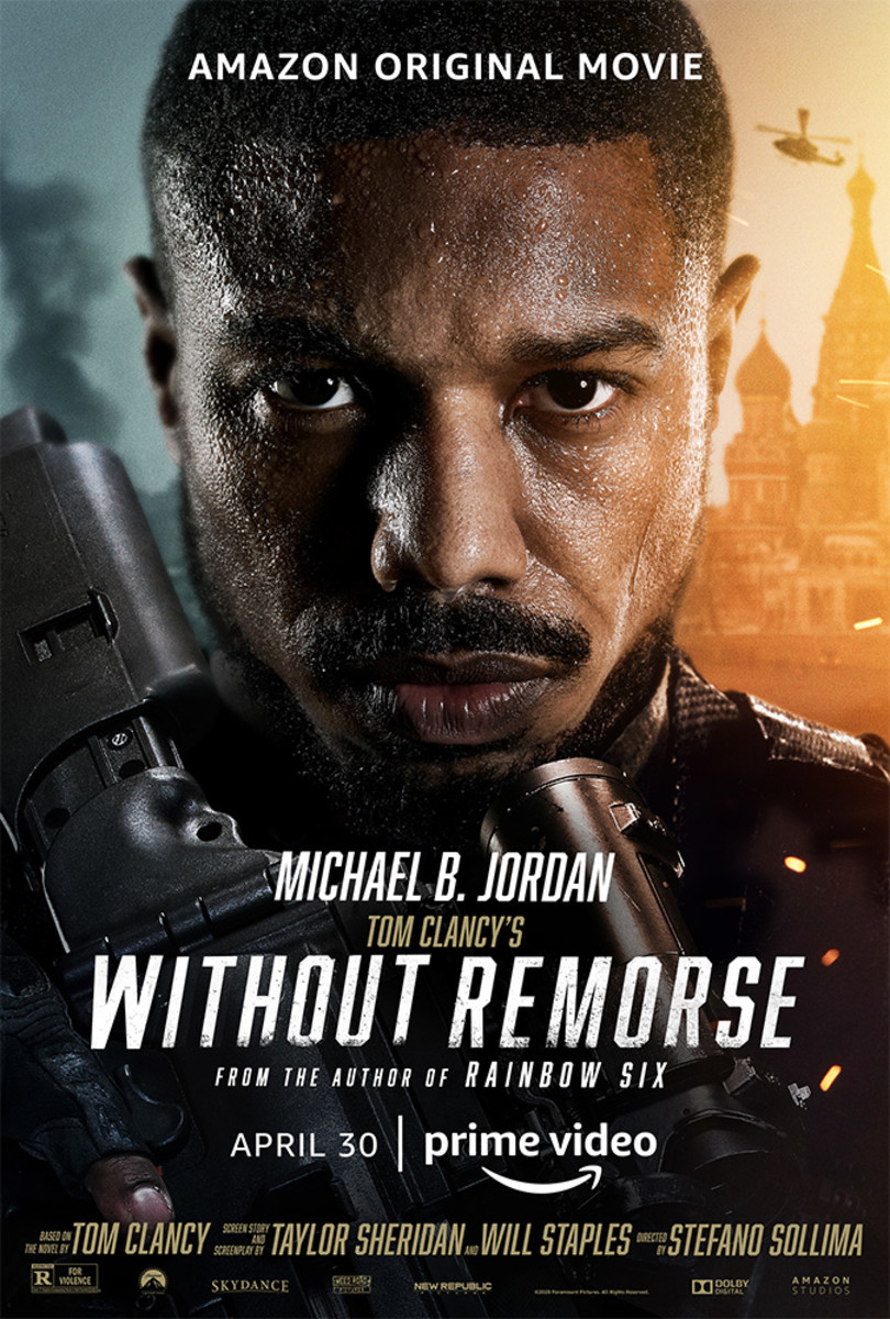 Tom Clacy's Without Remorse poster