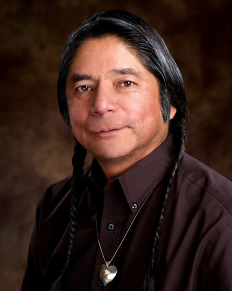 Uploaded May 17, 2021. Armand Minthorn. (Photo courtesy of Confederated Tribes of the Umatilla Indian Reservation)