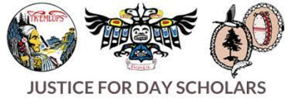 Justice for Day Scholars - logos