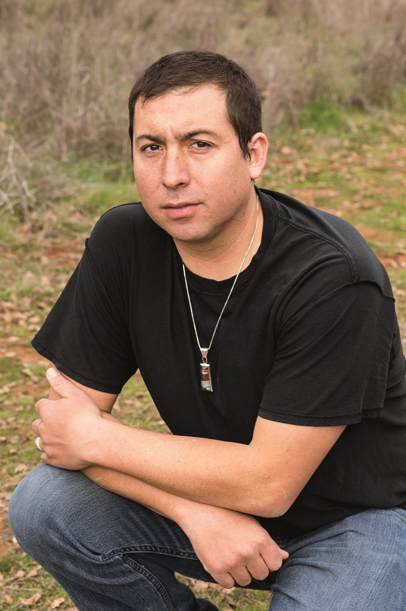 """Author Tommy Orange won widespread acclaim with his first novel, """"There There."""" He has a sequel set to be released in late 2022. (Photo courtesy of Penguin Random House)"""