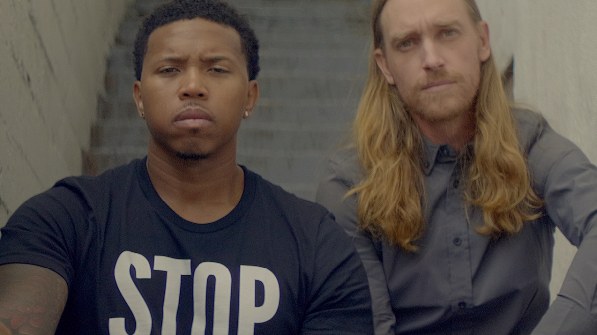 They're Trying to Kill Us, Directed by Keegan Kuhn, John Lewis