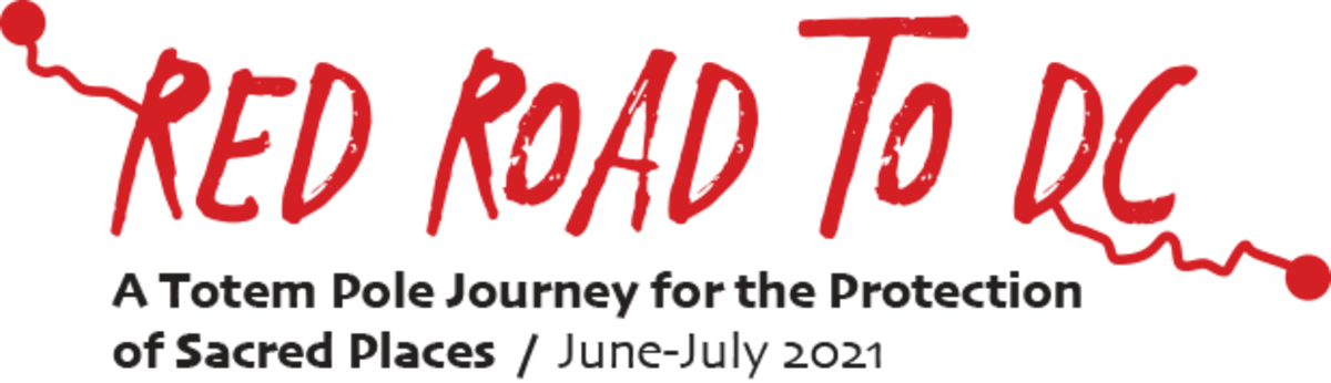 Red Road to DC - logo