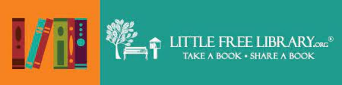 Little Free Library - logo