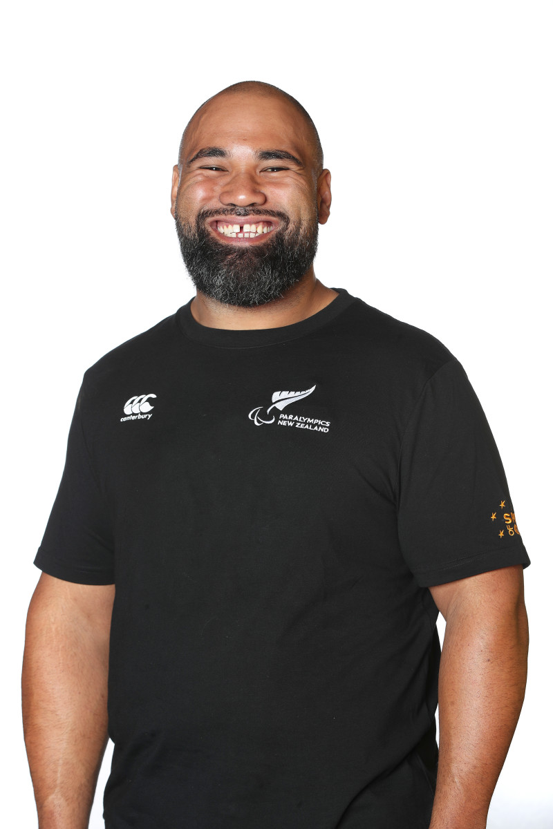 Ben Tuimaseve made his international Para athletics debut at the Oceania Athletics Championships in Townsville, Australia in June 2019. He was then selected to represent New Zealand at the World Para Athletics Championships in Dubai in November 2019, where he placed 12th in the shot put F37. (Photo courtesy of Getty Images via Paralympics New Zealand)