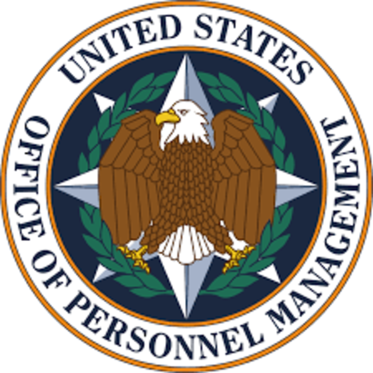 U.S. Office of Personnel Management - seal, logo
