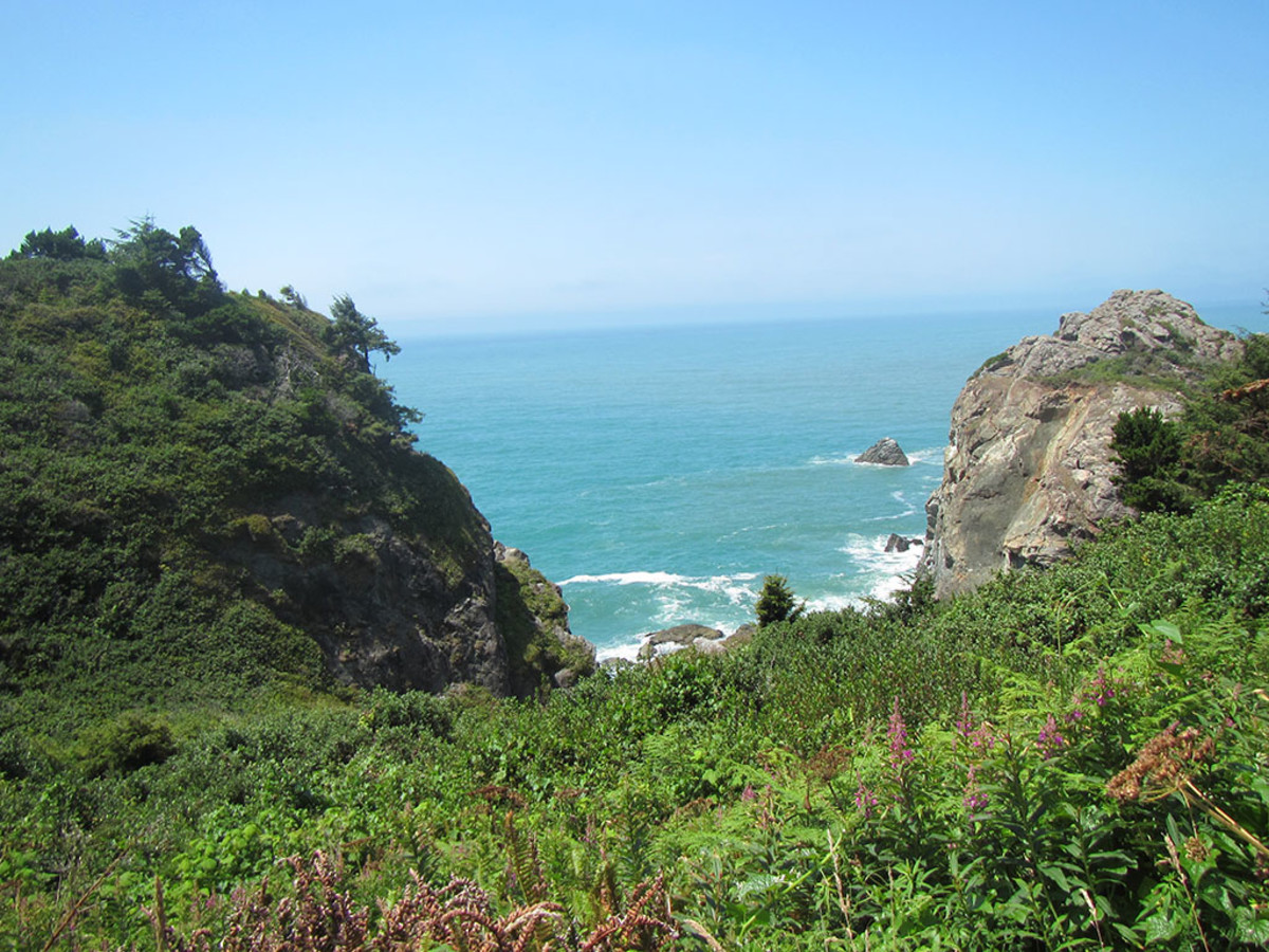 Yurok Tribe requests the California State Parks and Recreation Commission to formally change Patrick's Point State Park to Sue-meg State Park